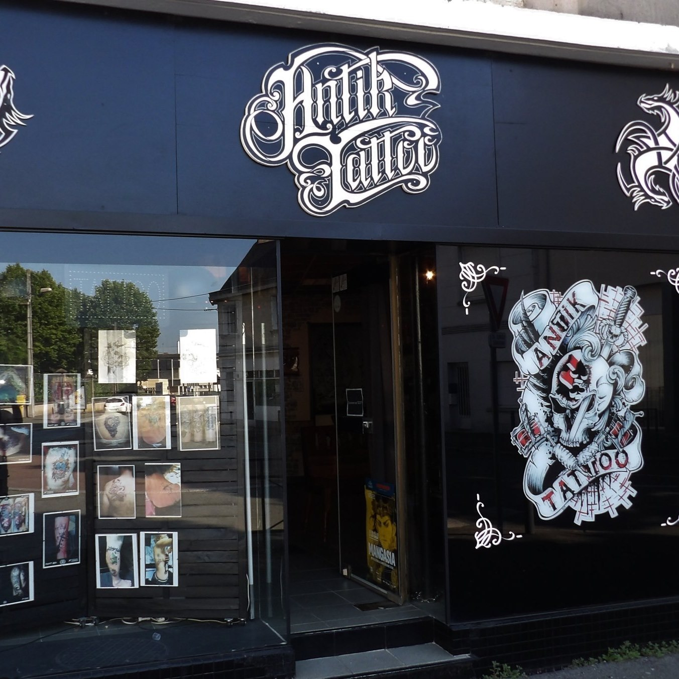 Antik Tattoo - Angers