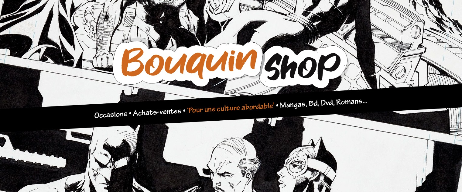 Bouquin Shop - Metz