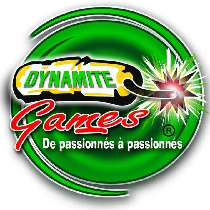 DYNAMITE GAMES ISTRES