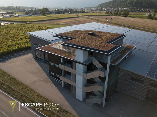 ESCAPE ROOF - Gampelen