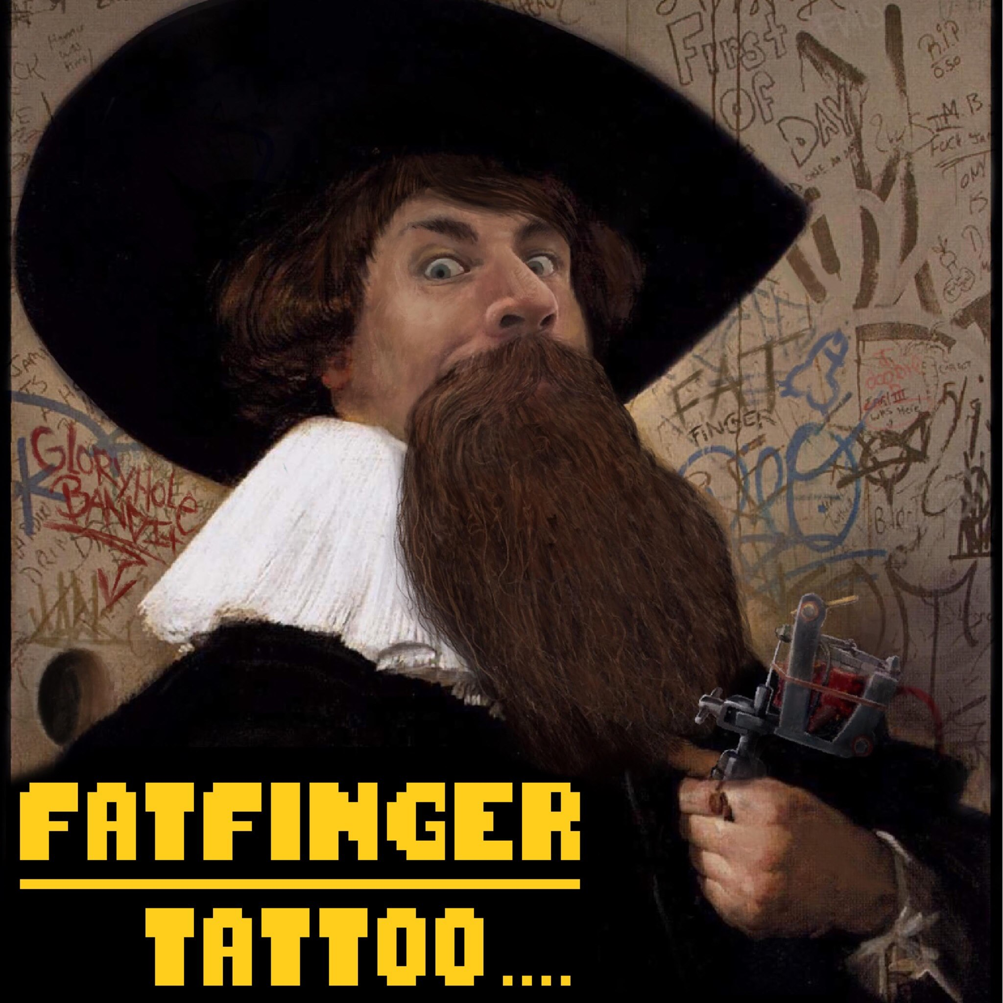 Fat Finger Tattoo