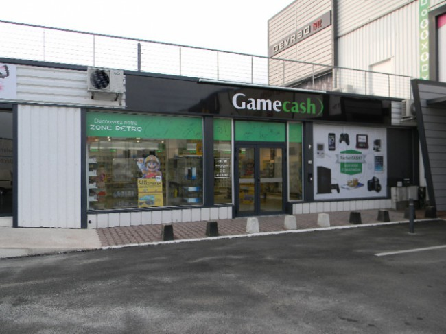Gamecash Royan - Royan