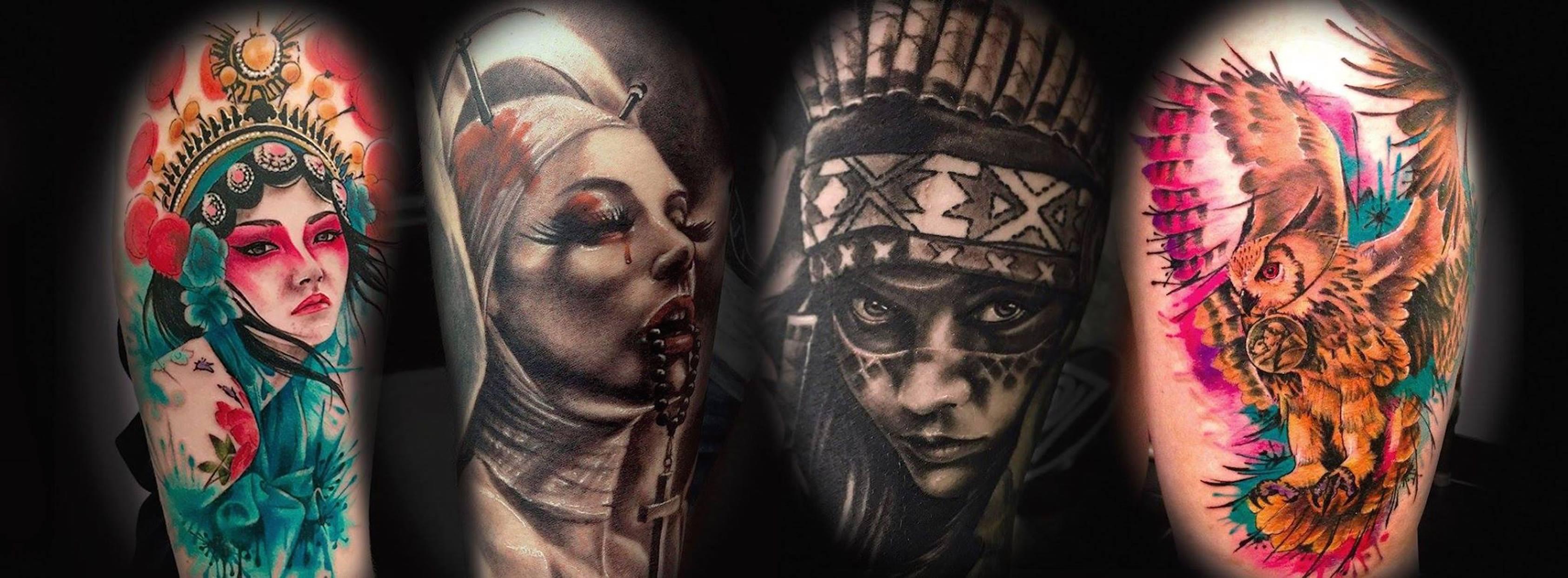Inka Tattoo Lyon Salon De Tatouage Lyon Find N Geek