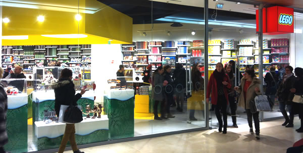 Lego store - Clermont ferrand - Clermont-Ferrand