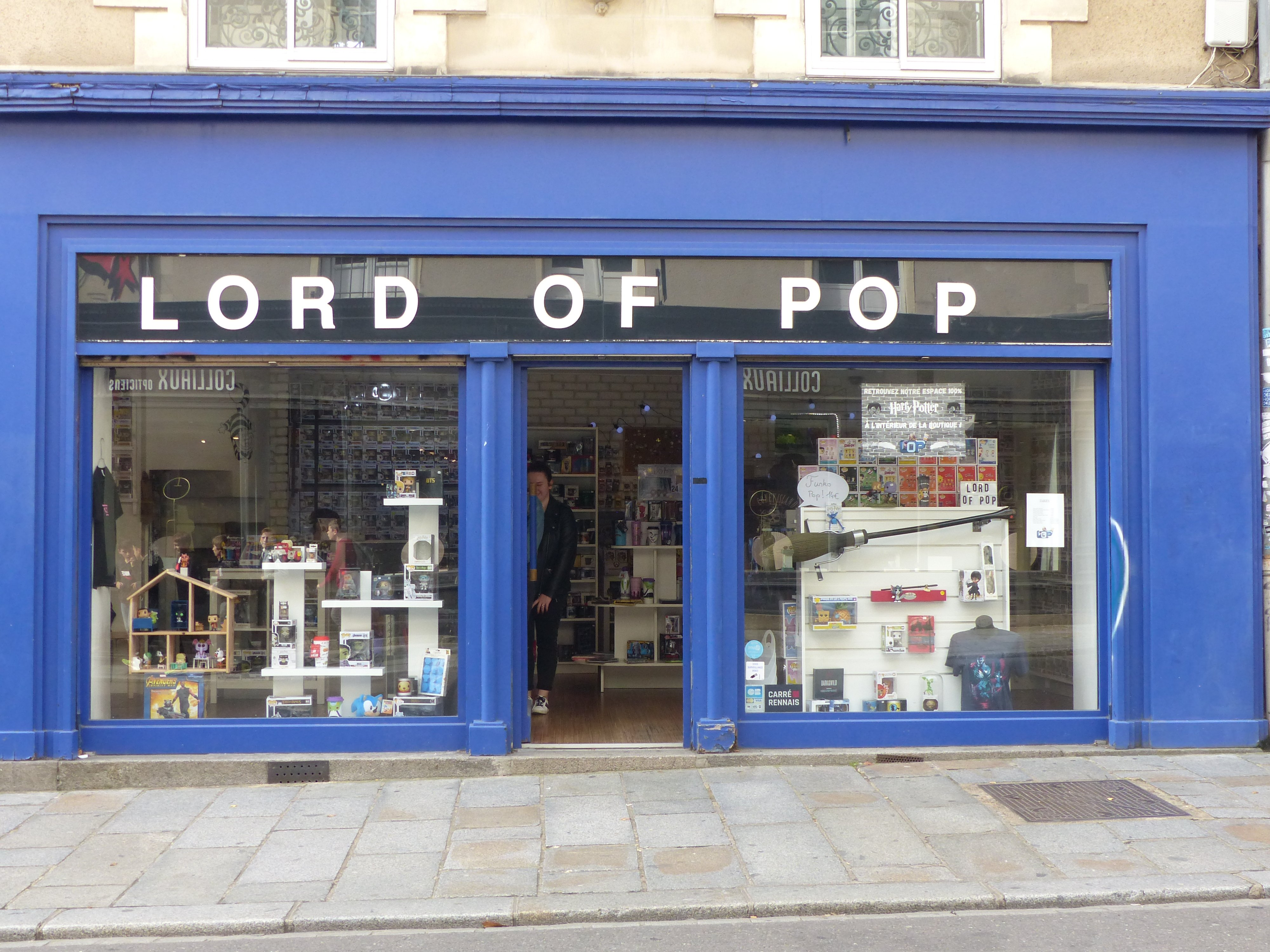 Lord of Pop
