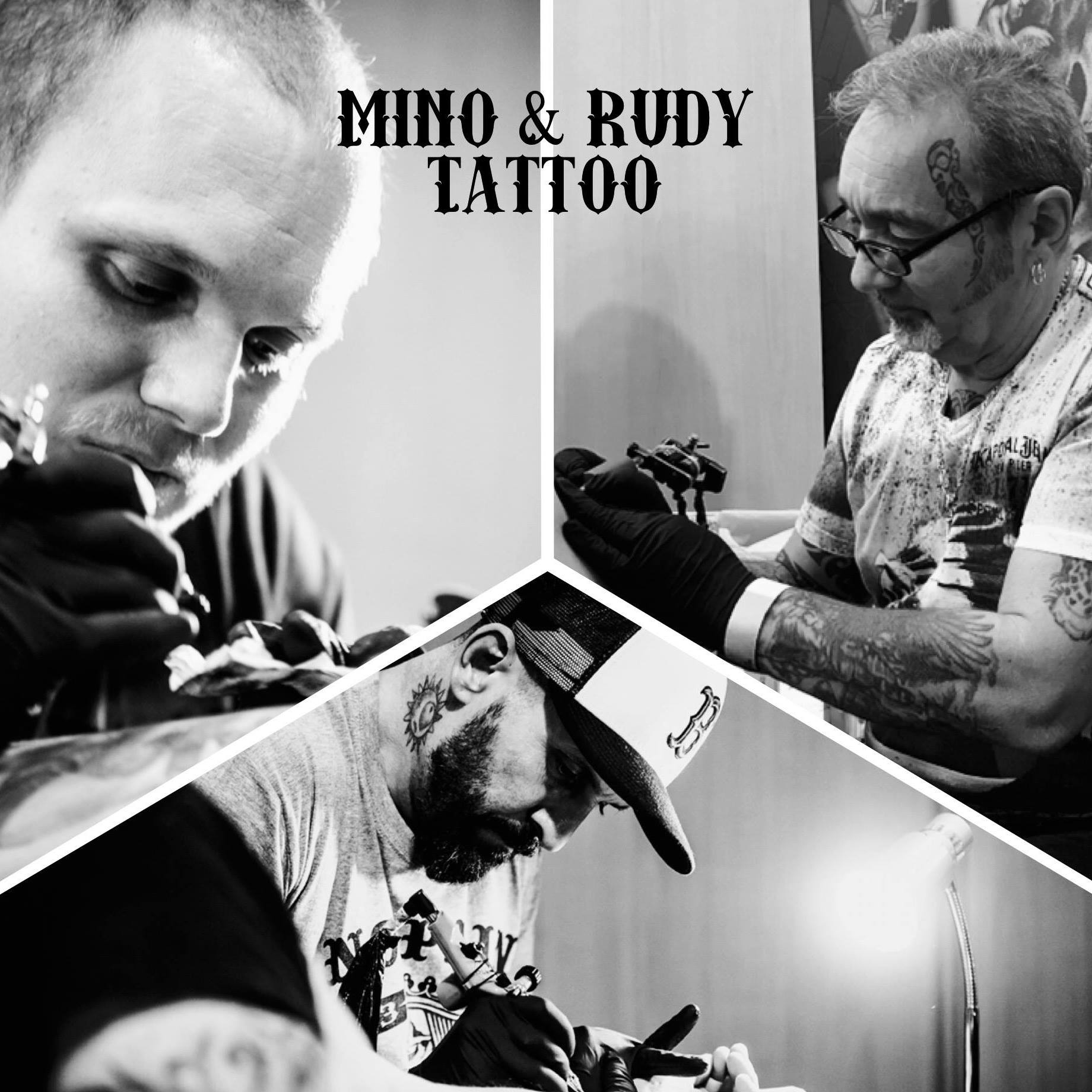 MINO TATTOO & RUDY